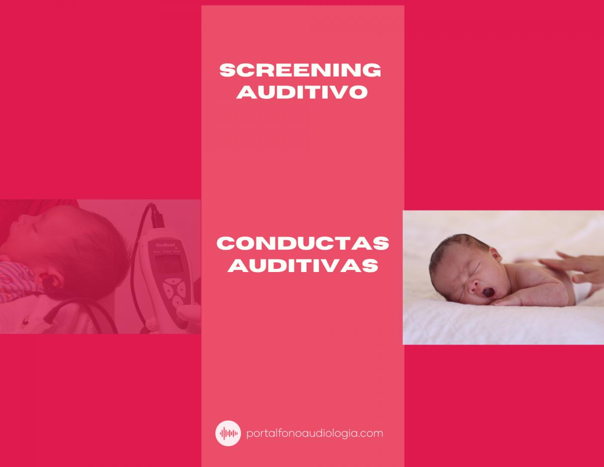 screening auditivo