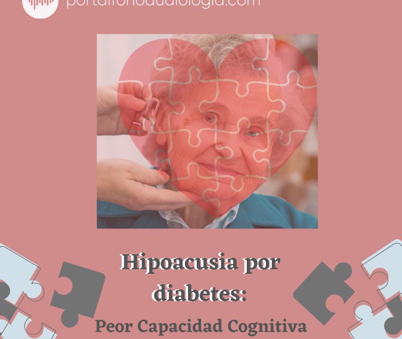 diabetes y deterioro cognitivo