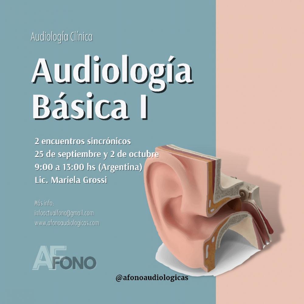 curso audiologia clínica